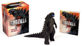 Godzilla With Light and Sounds Toy Book Package