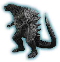 Godzilla Planet of the Monsters - Godzilla render - 00001