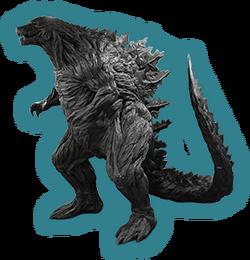 Godzilla Planet of the Monsters - Godzilla render - 00001
