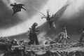 IOAM - Godzilla and Rodan vs. King Ghidorah