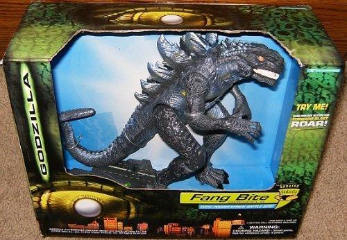 Godzilla (1998 Trendmasters Toy Line) | Gojipedia | Fandom