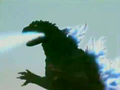 GXM Godzilla Uses Blue Atomic Breath