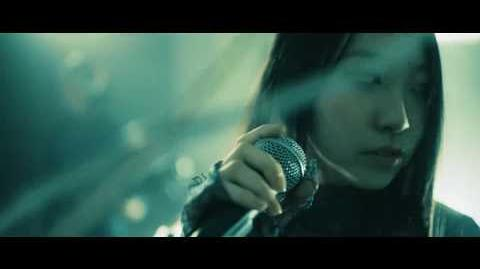 XAI「THE SKY FALLS」ミュージックビデオ/映画『GODZILLA 決戦機動増殖都市』主題歌
