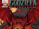 Godzilla: Cataclysm Issue 5