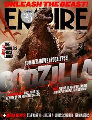 Godzilla Empire Cover 2