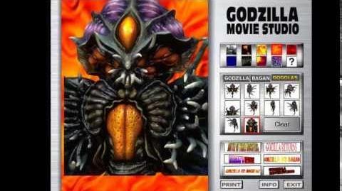 Godzilla Movie Studio Tour - Publicity Dep.