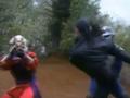 Masato vs Ranghoul and Guyborg
