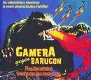 Gamera gegen Barugon – Frankensteins Drache aus dem Dschungel