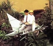 Pteranodon-Roboter