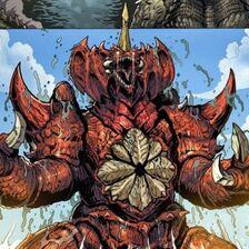 Destoroyah rulers of earth