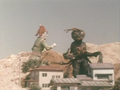 Go! Greenman - Episode 2 Greenman vs. Antogiras - 37 - Further!