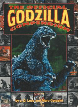 The Official Godzilla Compendium