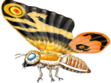 Mothra (Millennium)/Gallery