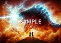 Godzilla City on the Edge of Battle - Houtua x Godzilla B2 poster