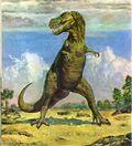 Zdeněk Burian Tarbosaurus