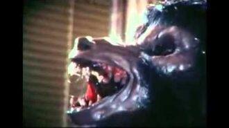 Godzilla vs legendary Wolfman - The transformation