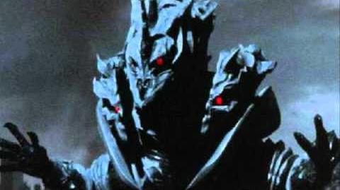 Monster Xs' Schrei