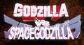 SpaceGodzilla title int Blu-Ray