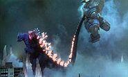 Spacegodzilla Fähigkeiten 5