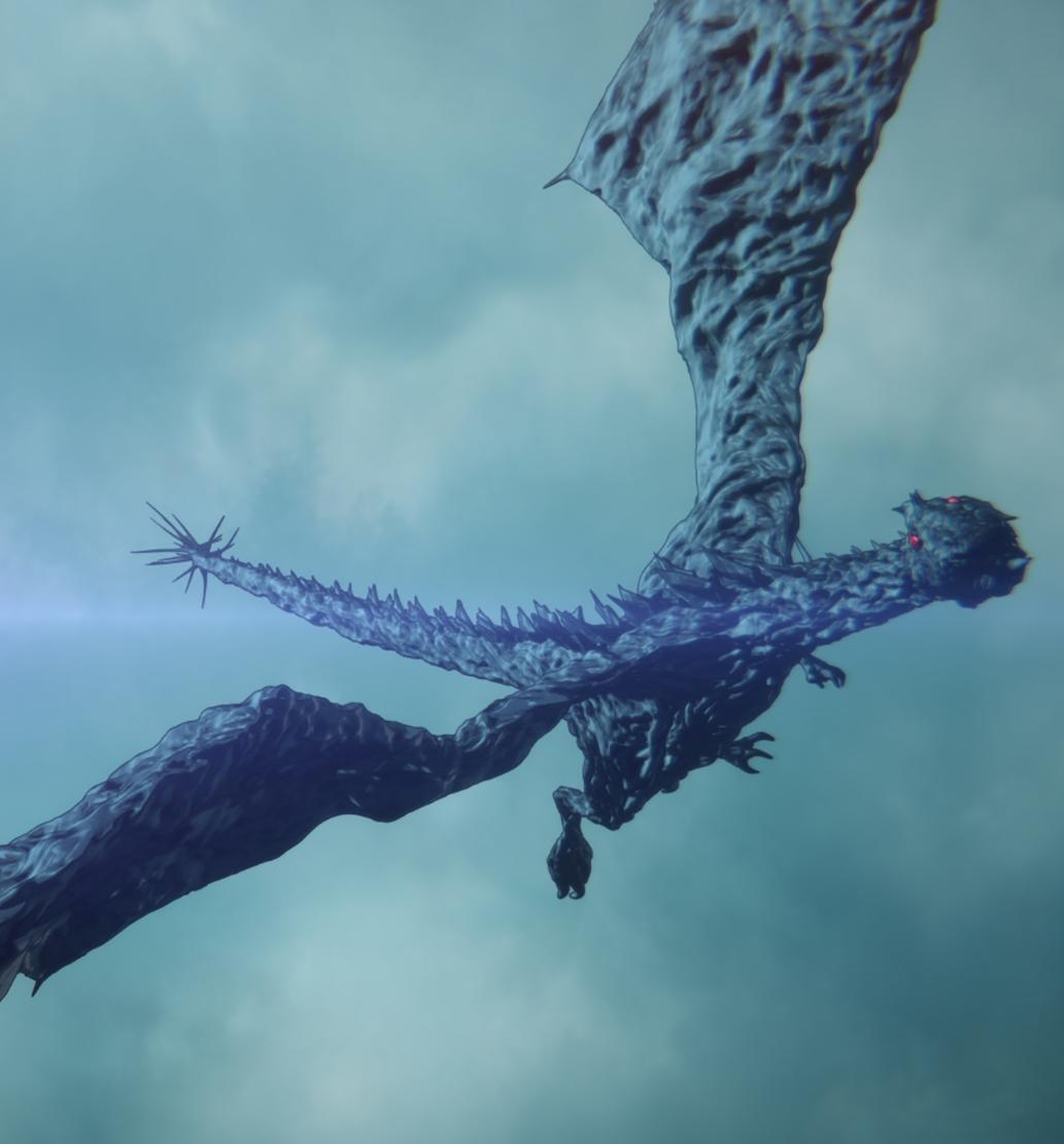 セルヴァム(翼竜型)