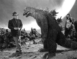 Tsubaraya-und-Godzilla