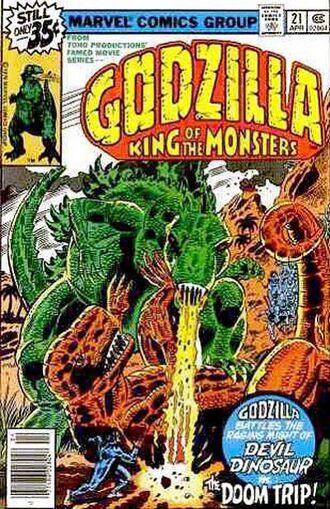 Godzilla Vol 1 21