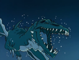 Godzilla The Series - Monsters - Cryptocleidus