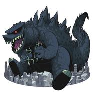 King of the monster godzilla by gashi gashi-d7ue08t
