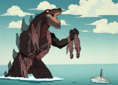 Godzilla (235)