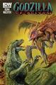 Godzilla Cataclysm Issue 3 CVR B