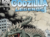 Godzilla: Legends Issue 1