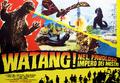 Mothra vs. Godzilla Poster Italy 3