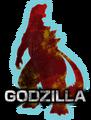 PS3 Godzilla Godzilla Silhouette