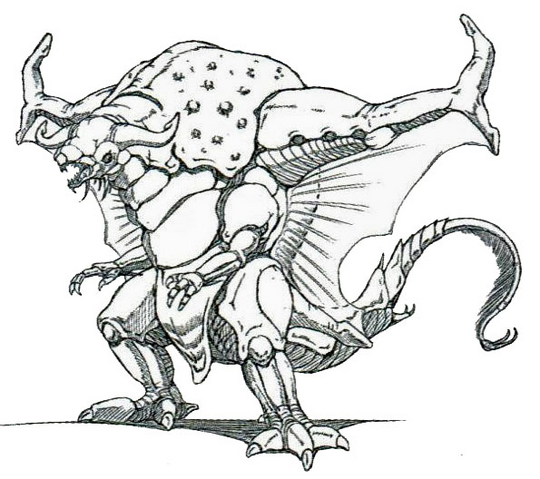 File:Concept Art - Mothra vs. Bagan - Bagan 5.png