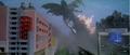 Godzilla vs. Megaguirus - Megaguirus does it again
