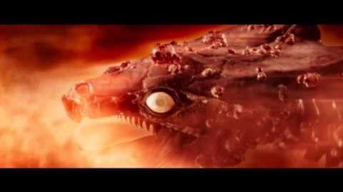Gamera Trailer