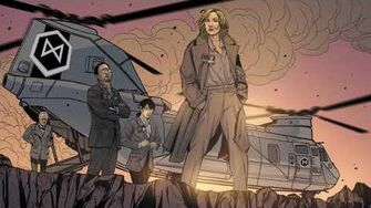 Godzilla Aftershock Official Graphic Novel Trailer
