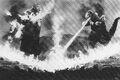 KKVG - Godzilla Uses Radioactive Heat Ray On King Kong