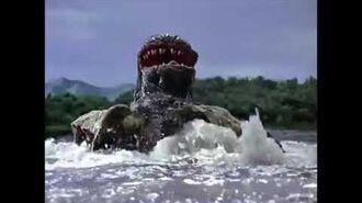 Godzilla Vs Jirass (Short Film)