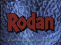 American Opening Title for Rodan