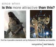Godzilla 1998 is beautiful