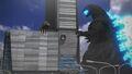 Godzilla PS4 Godzilla Head