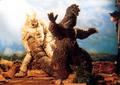 Wolfman - goji vs wolf 2