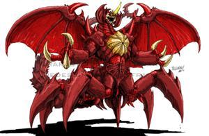 Godzilla Neo: Destoroyah | Zilla Fanon Wiki | FANDOM powered by Wikia