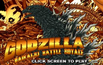 GDBR title screen 2