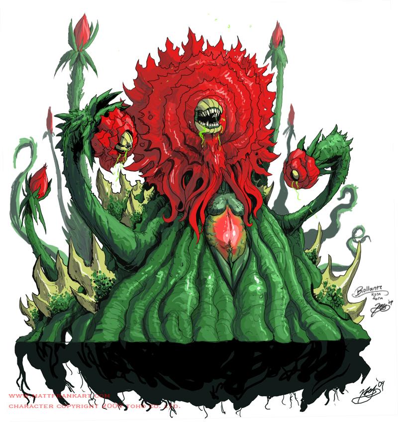 Godzilla Neo: Biollante Rose | Zilla Fanon Wiki | FANDOM powered ...