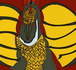 Koranga the dragon