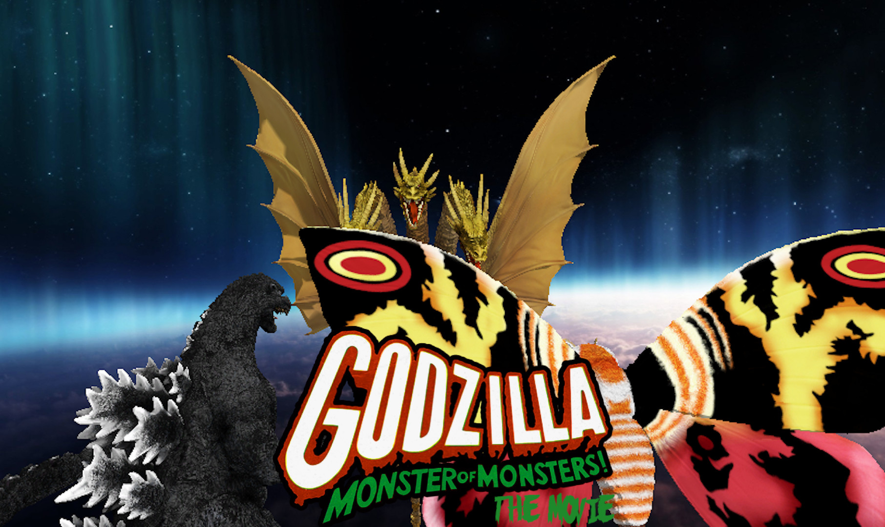 Godzilla: Monster of Monsters The Movie | Zilla Fanon Wiki ...