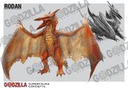 Godzilla Heritage - Rodan