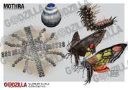Godzilla Heritage - Mothra